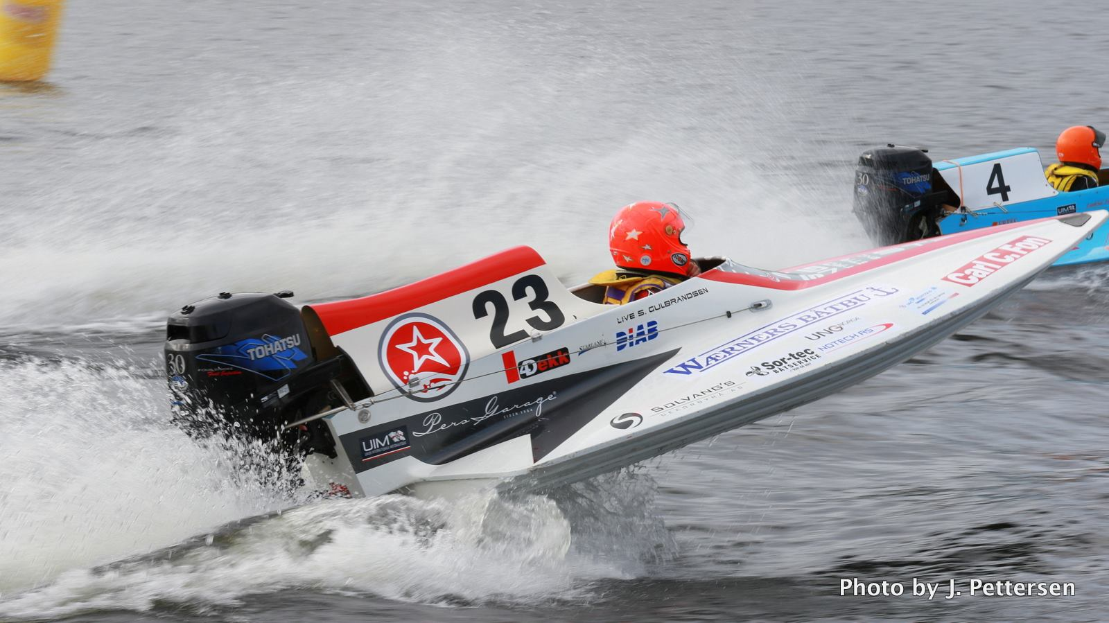 Great racing in Drammen